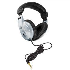 hpm1000 behringer headphones closed silver