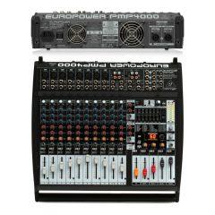behringer pmp4000 powered mixer κονσολα αυτοενισυόμενη artsound