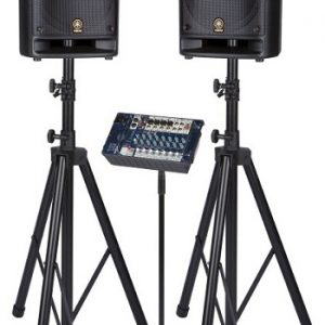 PORTABLE P.A. SYSTEMS