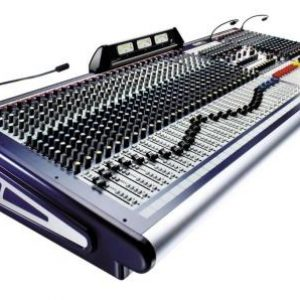 Mixing Desks Used