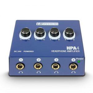 Headphone Preamplifiers