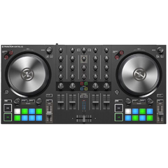 DJ CONTROLLERS AND EQUIPMENT