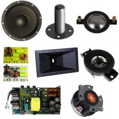 Speaker Accessories / Spare Parts