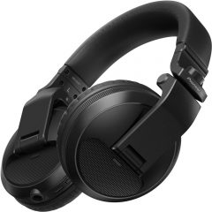pioneer hdj x5bt k bluetooth black dj headphones artsound