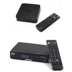 TV Streming-Decoders
