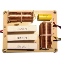 sec121 2way crossover passive 500w 4khz