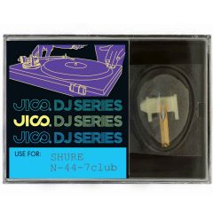 jico n44-7 club stylus for shure