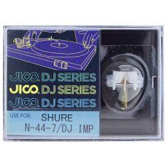 jico n44-7 dj replacement stylus needle shure