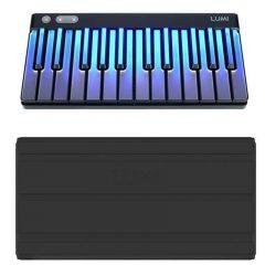 roli lumi studio edition snapcase rgb 24keys keyboard