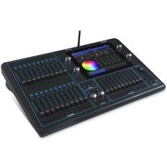 chamsys quickq 20 1024 dmx fixture console